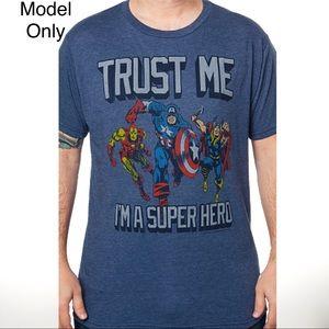 """Avengers """"Trust Me I'm A Superhero"""" T-Shirt"""